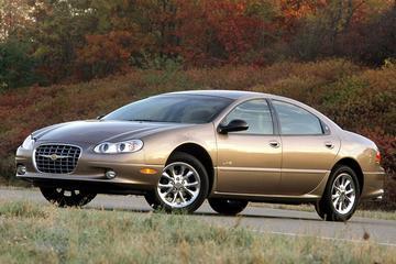 De Tweeling: Chryslers LH-platform