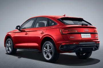 Voor de vorm: Audi Q5L Sportback
