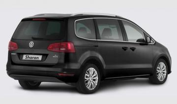 Volkswagen Sharan 1.4 TSI BlueMotion T. Highline (2011)