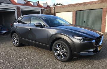 Mazda CX-30 SkyActiv-X 180 2WD Luxury (2019)