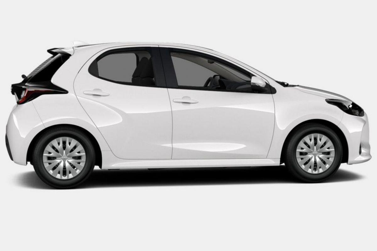 Tiện nghi Toyota Yaris 2020