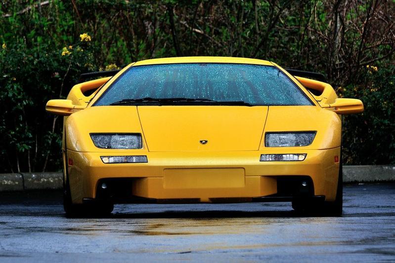 Facelift Friday: Lamborghini Diablo