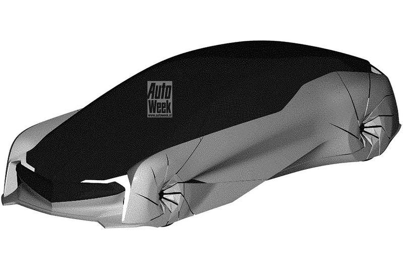 Concept-car Honda patent