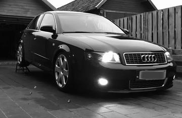 Audi A4 1.8 5V Turbo 163pk Pro Line (2003)