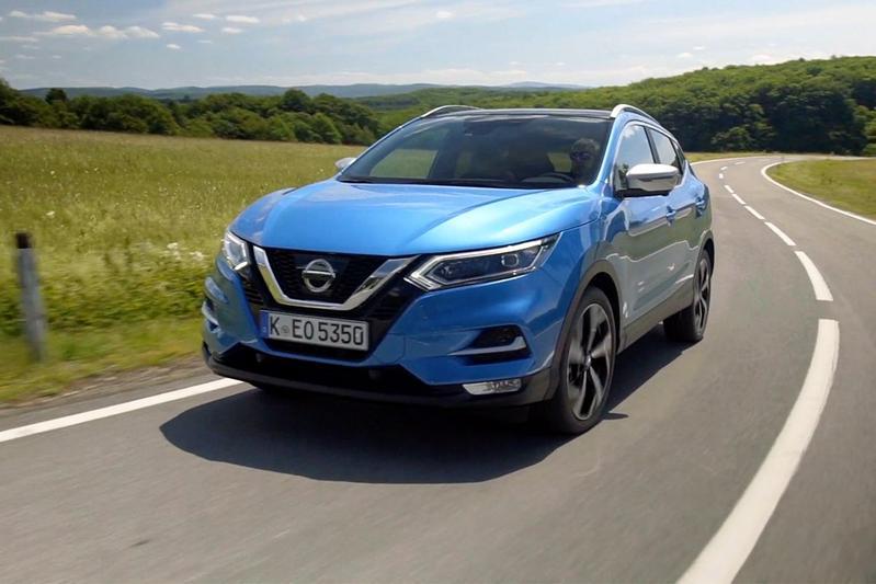 Nissan Qashqai Facelift - Rij-impressie