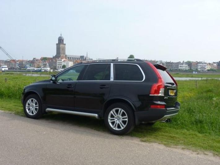 Volvo XC90 D5 Summum (2011) review - AutoWeek.nl
