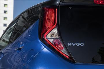Toyota Aygo krijgt geëlektrificeerde opvolger