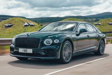 Bentley Flying Spur Hybrid is exclusieve plug-in hybride