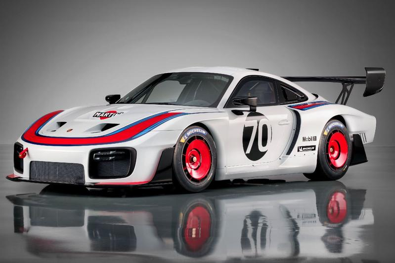 Porsche onthult 935-reïncarnatie