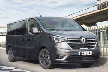 Renault Trafic Combi en Spaceclass stap dichterbij