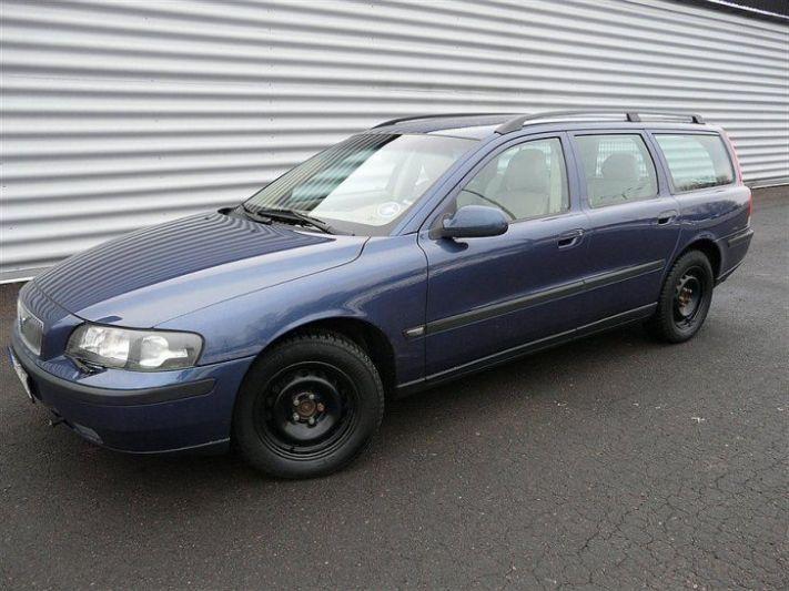 Volvo V70 2.4 140pk (2002) #2