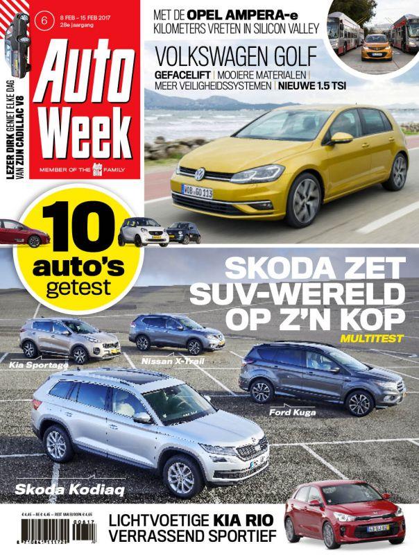 AutoWeek 6 2017
