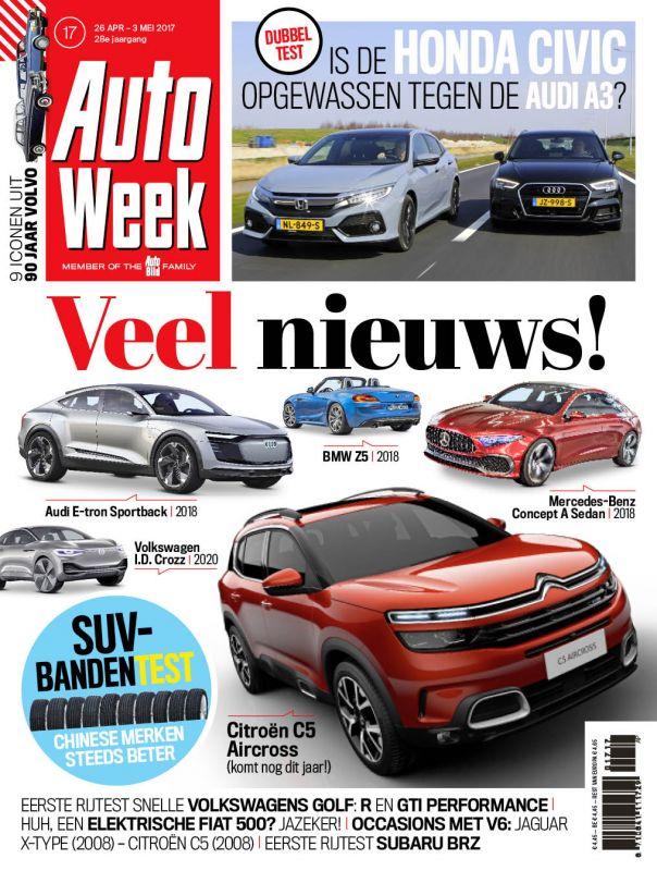 AutoWeek 17 2017