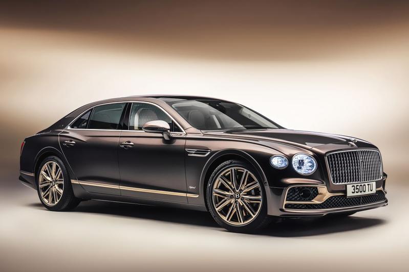 Bentley Flying Spur Odyssean