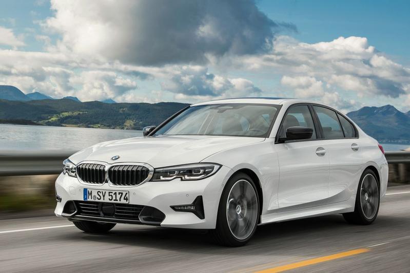 Officieel: de nieuwe BMW 3-serie