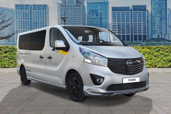 200 keer speciale Opel Vivaro Irmscher