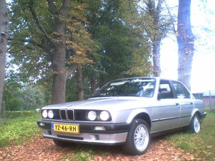 BMW 316i (1991) #2