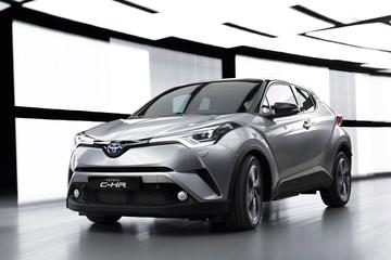 Nu officieel: Toyota C-HR onthuld