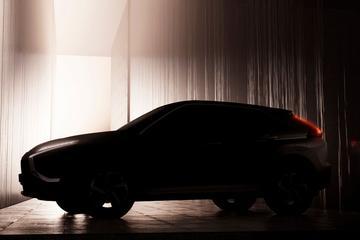 Mitsubishi Eclipse Cross stevig onder het mes