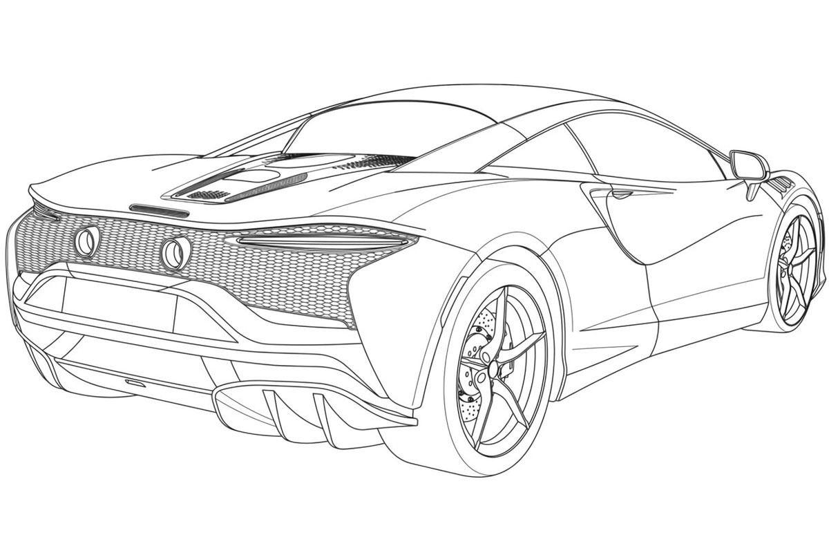 McLaren Sport Hybrid