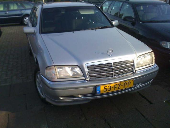 Mercedes-Benz C 220 Diesel Elegance Combi (1998)