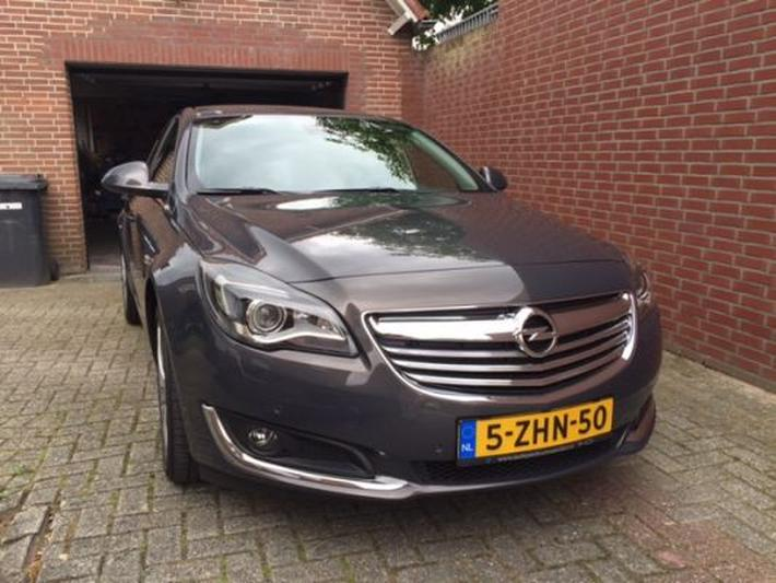 Opel Insignia 2.0 CDTI 140pk Business+ (2015)