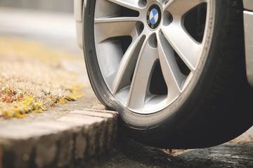 Het gevaar van beschadigde banden