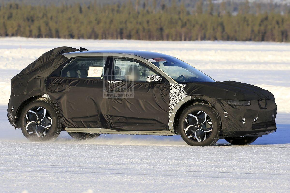 2021 - [Hyundai] SUV EV Zqhywq3bvhtj