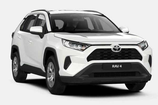 Back to basics: Toyota RAV4
