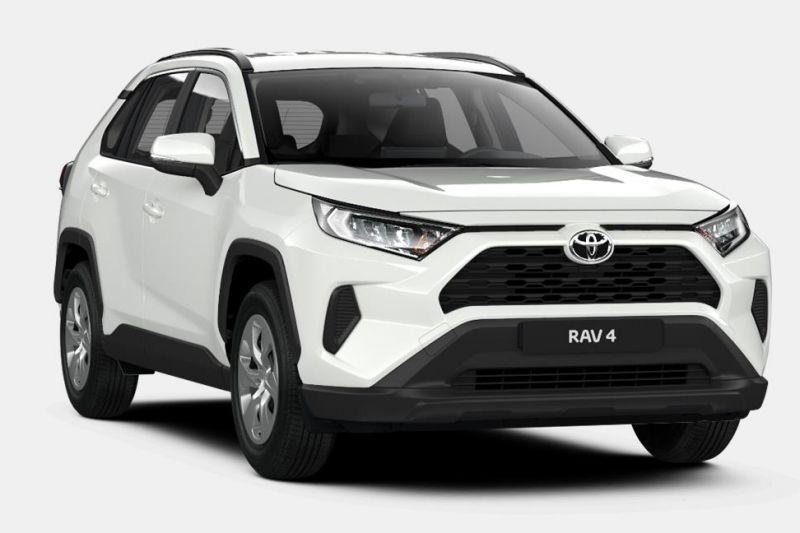 Toyota RAV4 back to basics