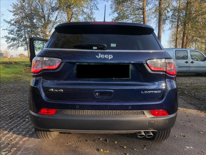Jeep Compass 1.4 MultiAir Opening Edition 4x4 (2018)