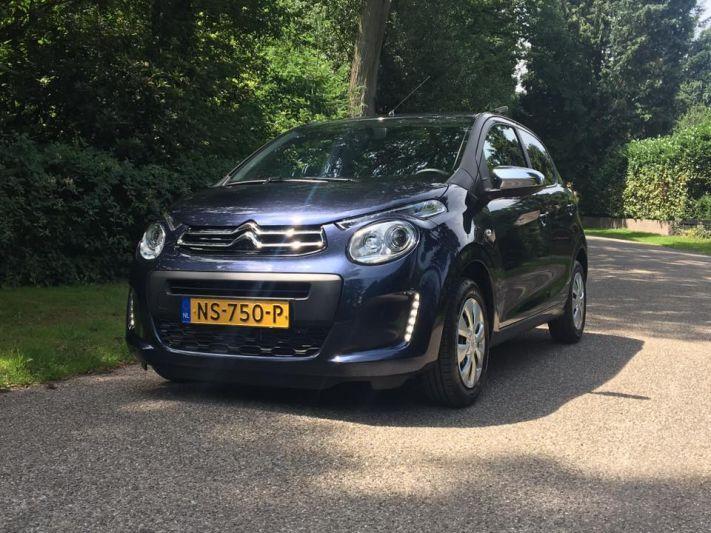 Citroën C1 VTi 68 Feel (2017)