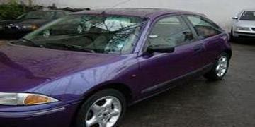 Rover 220 D (1997)