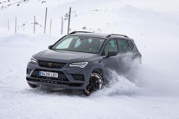 Cupra Snow Drive - Eerste rijtest