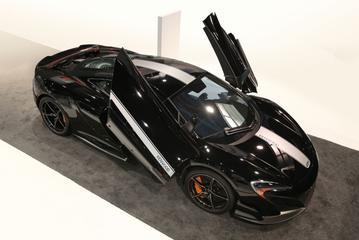 McLaren 675LT JVCKenwood gepresenteerd