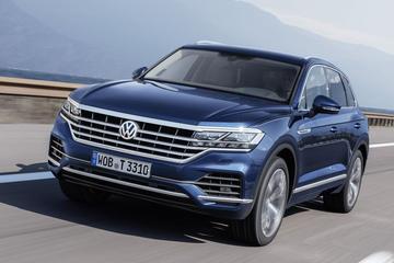 Benzine-V6 voor Volkswagen Touareg