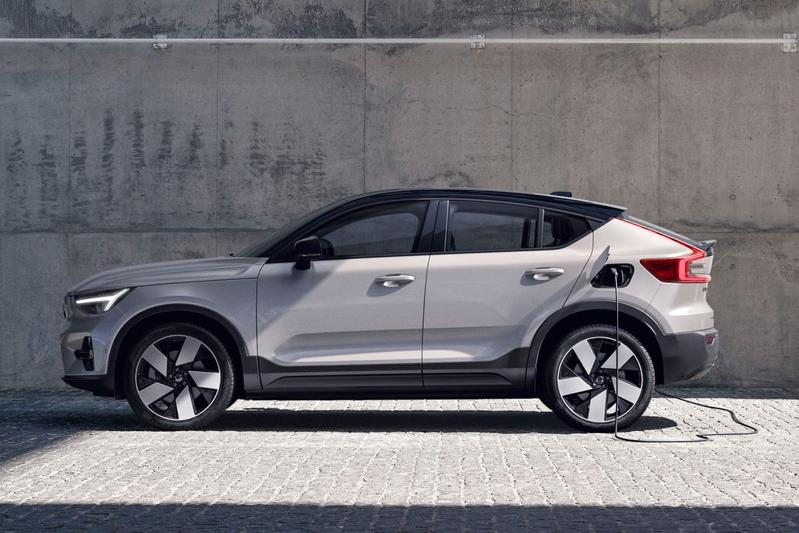 Volvo C40 Recharge Twin