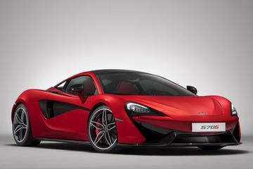 McLaren 570S krijgt Design Editions