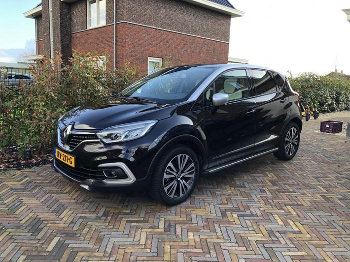 Renault Captur TCe 120 Initiale Paris (2018)