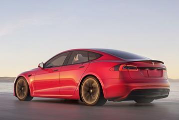 Tesla overtreft verwachtingen in eerste kwartaal