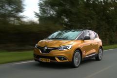 Renault Scénic - Afscheid Duurtest