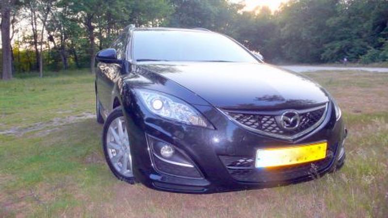 Mazda 6 SportBreak 2.2 CiTD 163pk Business+ (2010)