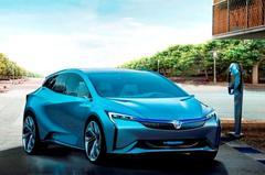 Officieel: Buick Velite Concept