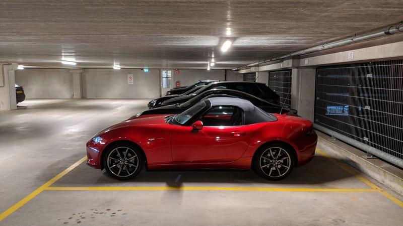 Mazda MX-5 SkyActiv-G 160 GT-M (2016)