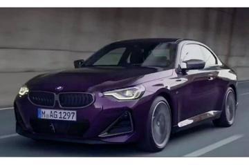 Is dit de nieuwe BMW 2-serie Coupé?