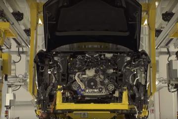 Lamborghini Urus toont hart