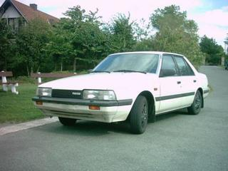 Mazda 626 1.6 LX (1983)