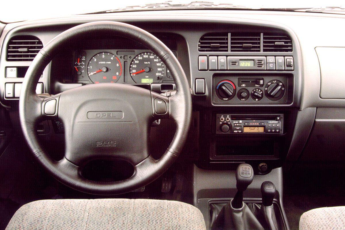 Isuzu Trooper - Opel Monterey - Honda Horizon - Acura SLX