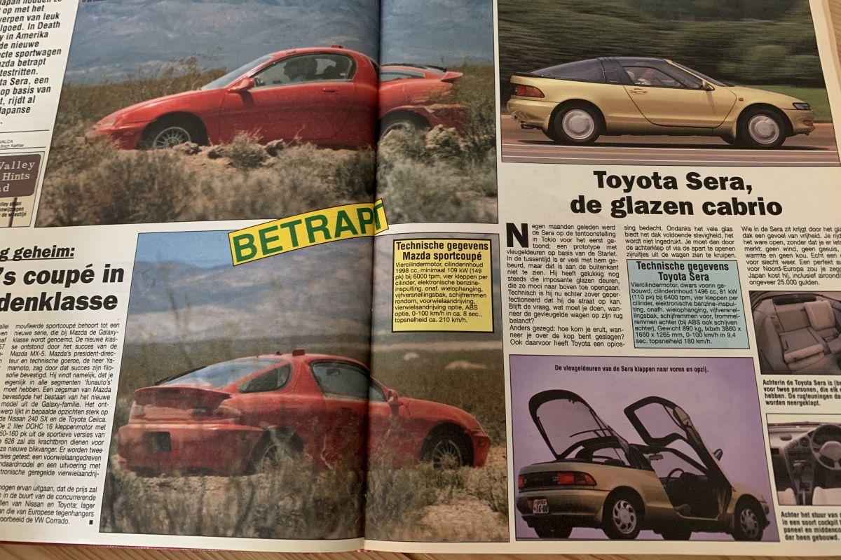 AutoWeek 1990