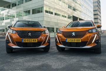 Peugeot e-2008 vs. Peugeot 2008 - Dubbeltest
